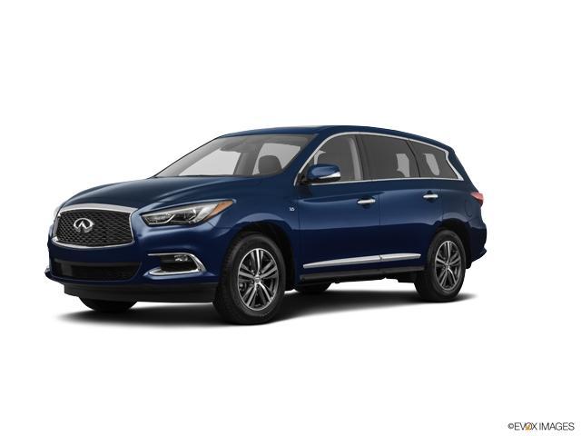 new 2020 INFINITI QX60 car, priced at $39,695
