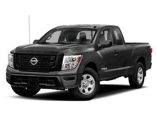 new 2021 Nissan Titan car, priced at $41,179