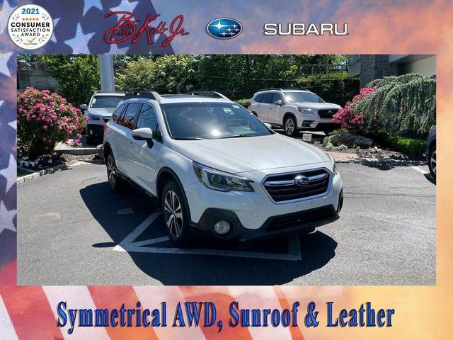 used 2018 Subaru Outback car, priced at $26,514