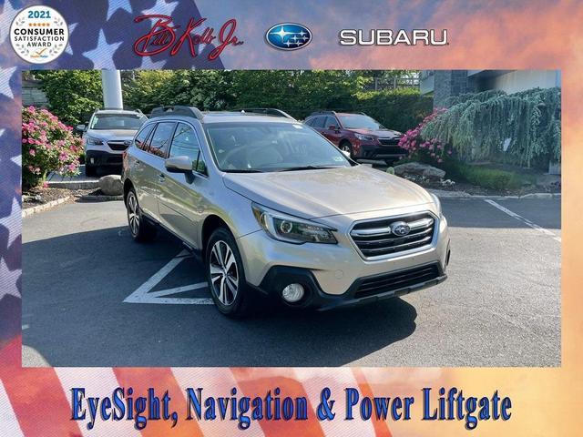 used 2019 Subaru Outback car, priced at $29,764