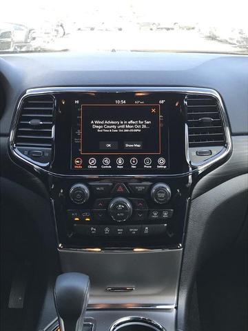new 2020 Jeep Grand Cherokee car, priced at $35,919