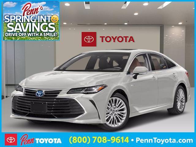 new 2020 Toyota Avalon Hybrid car