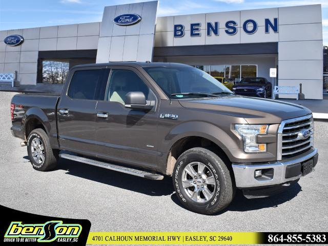 used 2016 Ford F-150 car, priced at $34,688