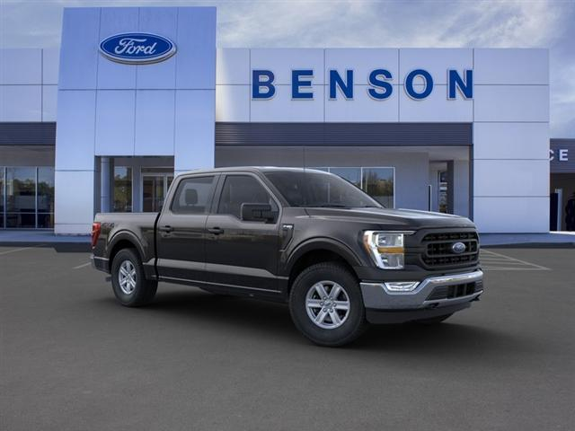 new 2021 Ford F-150 car, priced at $43,145