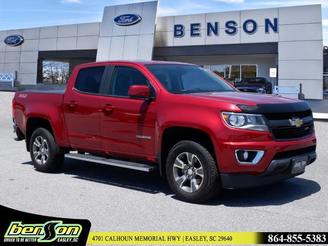 used 2017 Chevrolet Colorado car, priced at $30,988