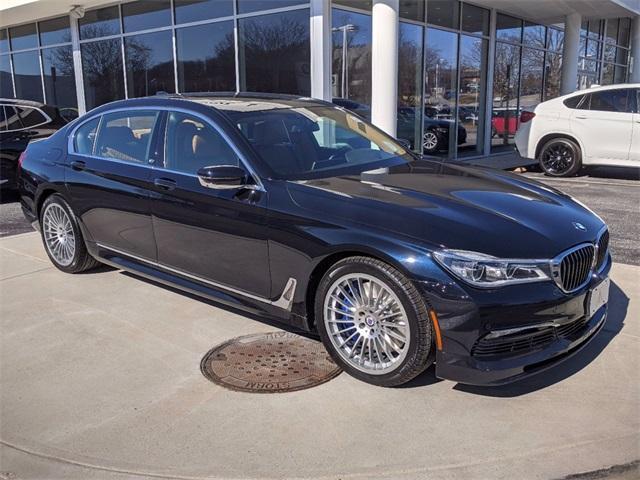 used 2018 BMW ALPINA B7 car, priced at $84,990