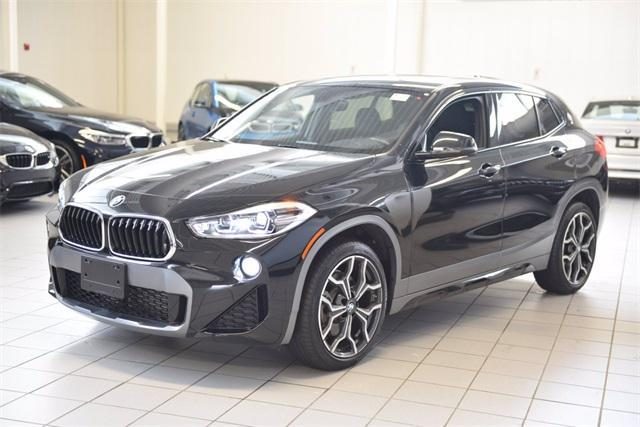 used 2018 BMW X2 car, priced at $31,350