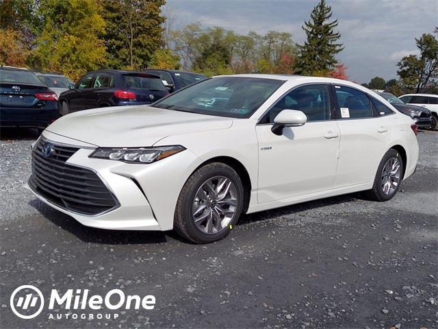 new 2021 Toyota Avalon Hybrid car, priced at $36,462