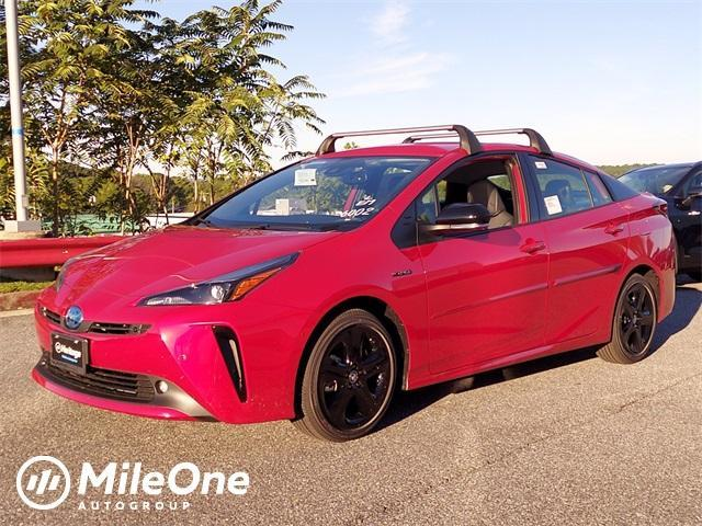 new 2021 Toyota Prius car, priced at $30,812