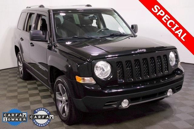 used 2016 Jeep Patriot car, priced at $16,987