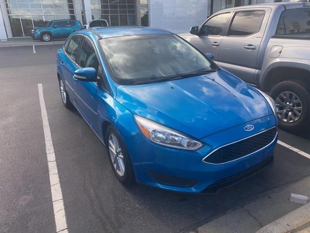 used 2016 Ford Focus car, priced at $12,962