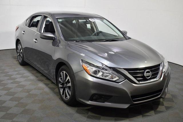 used 2017 Nissan Altima car, priced at $17,622