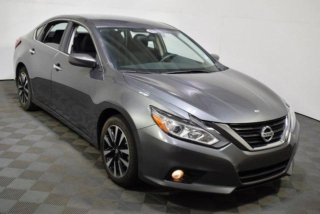 used 2018 Nissan Altima car, priced at $17,900