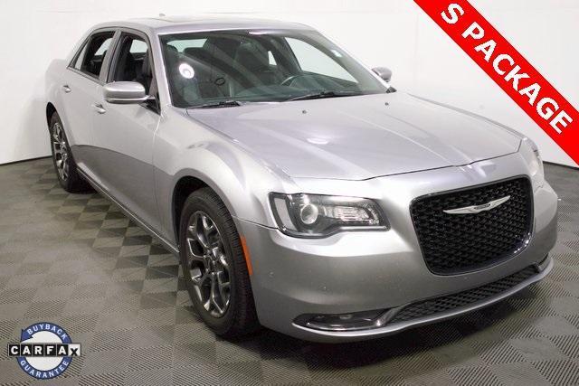 used 2015 Chrysler 300 car, priced at $16,877