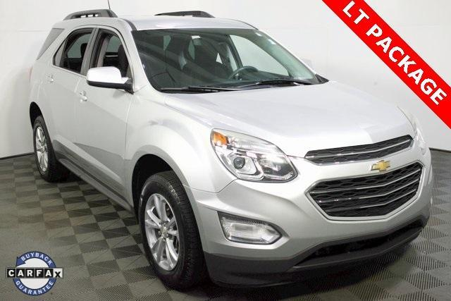 used 2016 Chevrolet Equinox car, priced at $18,009