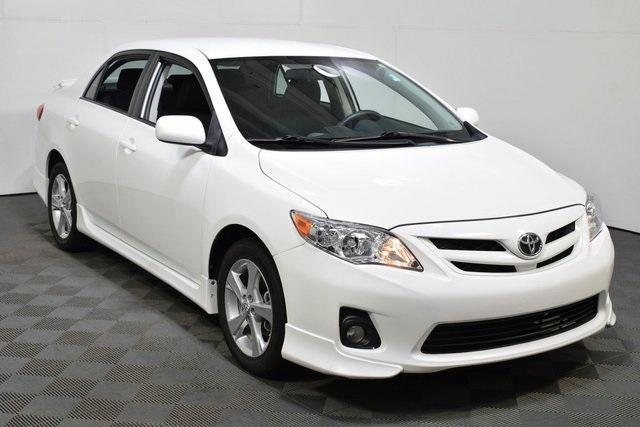 used 2013 Toyota Corolla car, priced at $13,056