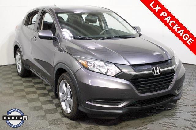 used 2016 Honda HR-V car, priced at $16,380