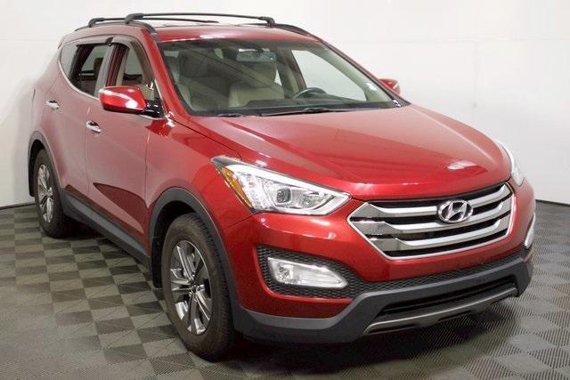 used 2015 Hyundai Santa Fe Sport car, priced at $17,597