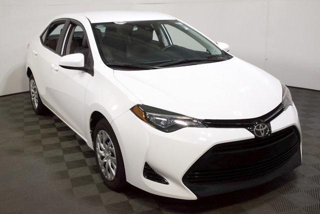 used 2018 Toyota Corolla car, priced at $17,896