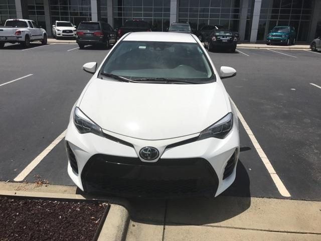 used 2017 Toyota Corolla car, priced at $17,429
