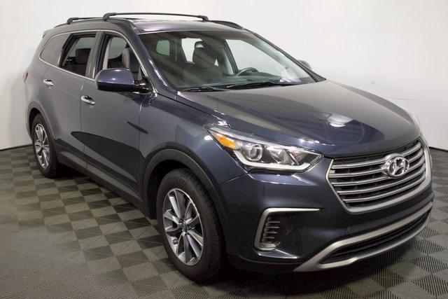 used 2017 Hyundai Santa Fe car, priced at $14,956