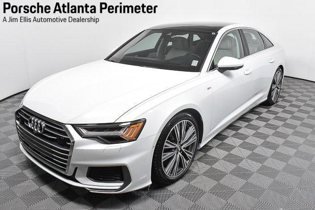 used 2019 Audi A6 car, priced at $52,950