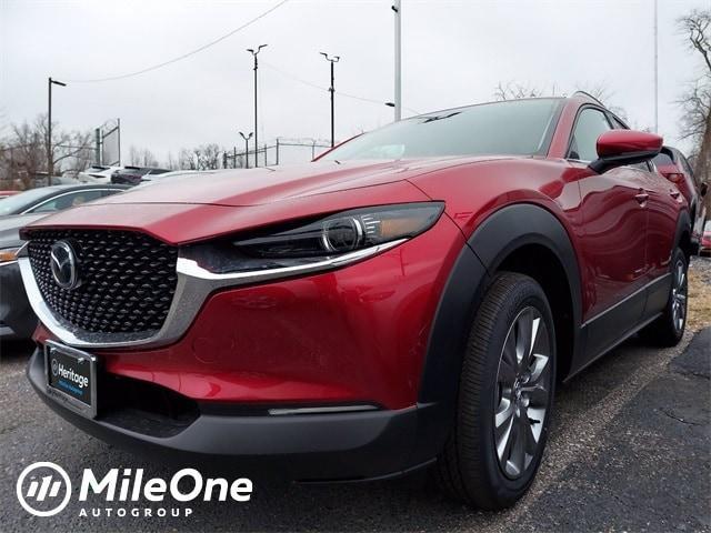 new 2021 Mazda CX-30 car, priced at $30,960