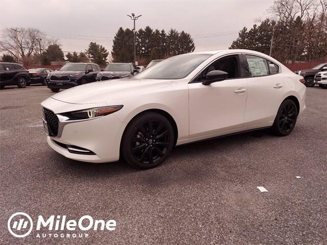 new 2021 Mazda Mazda3 car, priced at $33,605