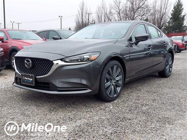 new 2021 Mazda Mazda6 car, priced at $27,680