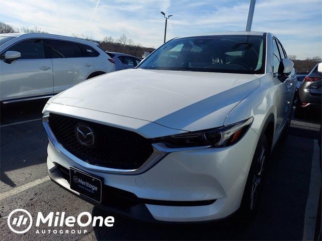 new 2021 Mazda CX-5 car, priced at $30,881