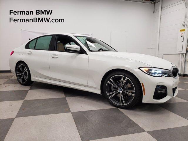 used 2021 BMW 330 car