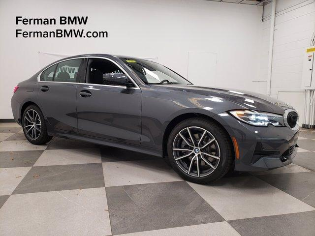 new 2021 BMW 330 car, priced at $44,545