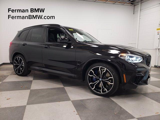 new 2021 BMW X3 M car, priced at $82,695