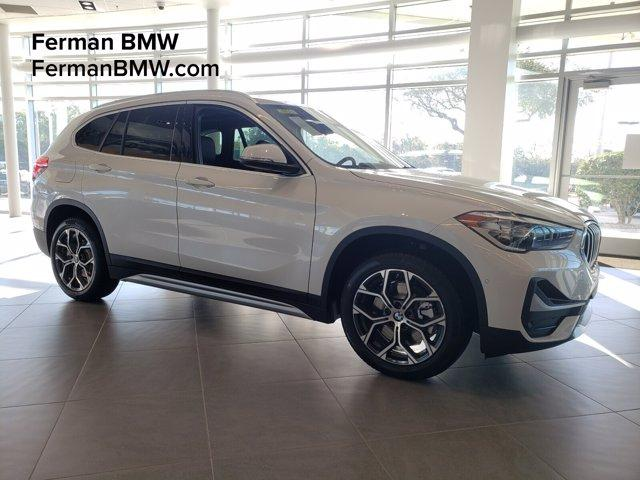 new 2021 BMW X1 car, priced at $40,155