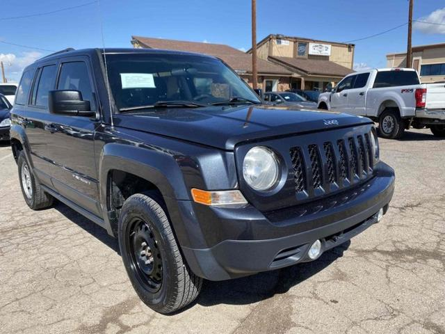 used 2014 Jeep Patriot car, priced at $9,800