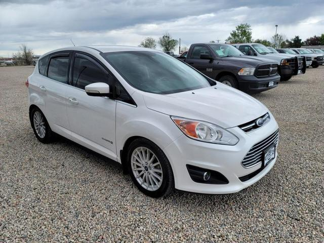 used 2016 Ford C-Max Hybrid car, priced at $10,995