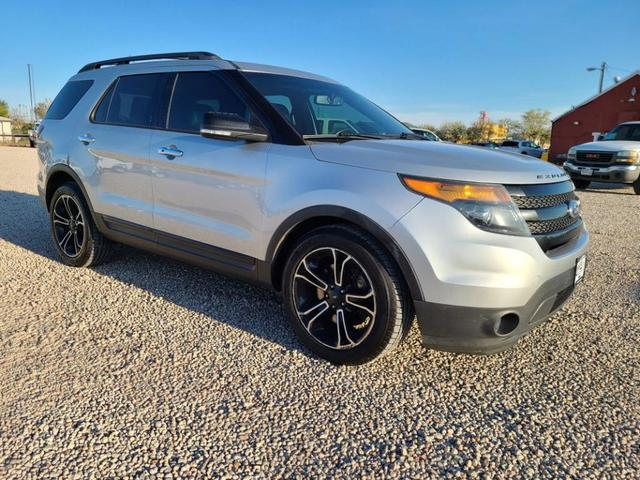 used 2014 Ford Explorer car, priced at $16,995
