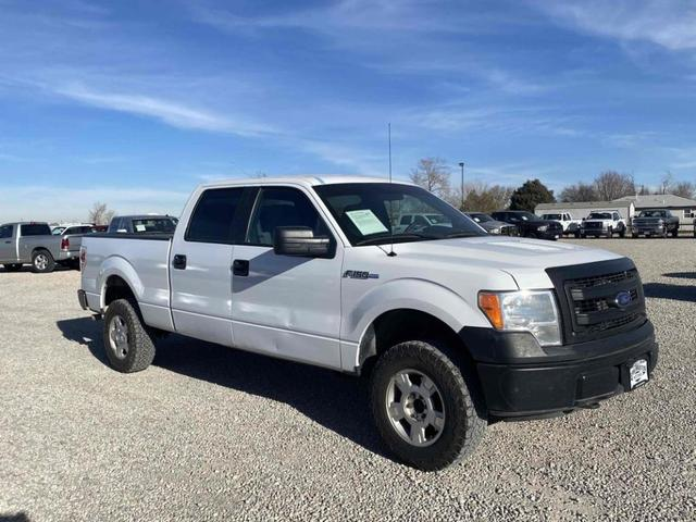 used 2013 Ford F-150 car, priced at $16,995