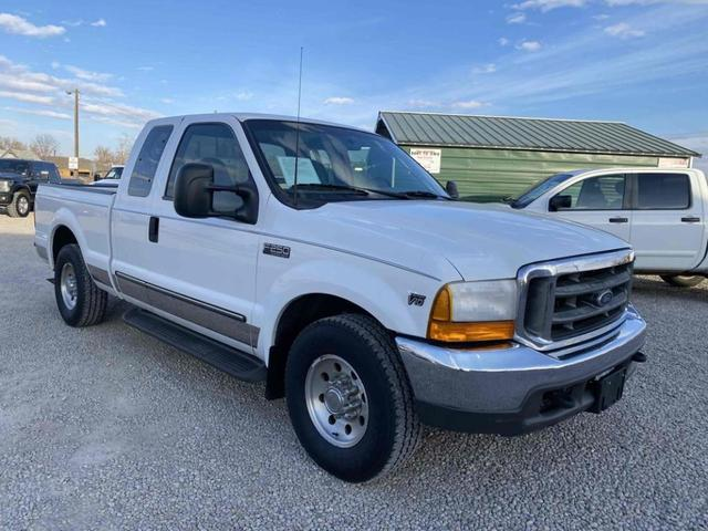 used 2000 Ford F-250 car, priced at $7,995