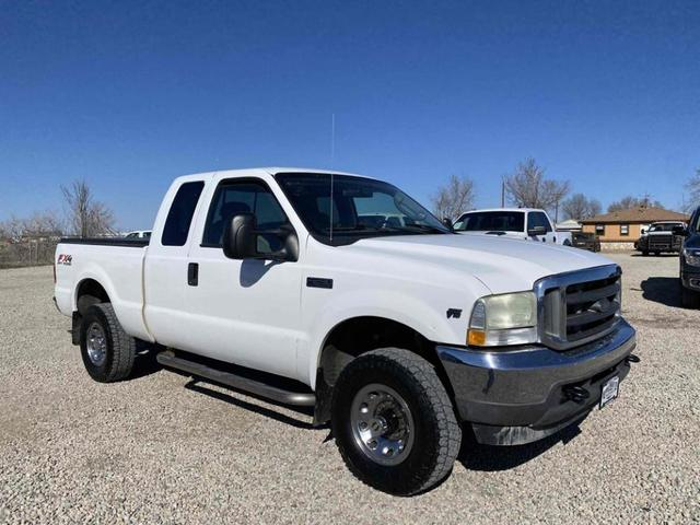 used 2004 Ford F-250 car, priced at $14,995