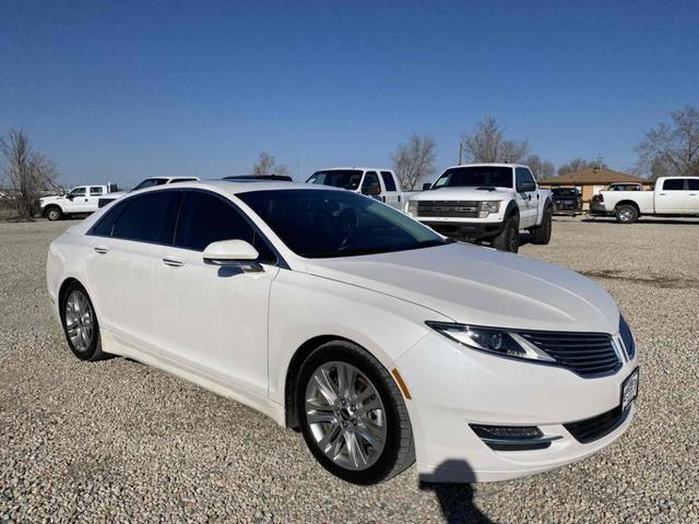 used 2016 Lincoln MKZ car, priced at $16,400