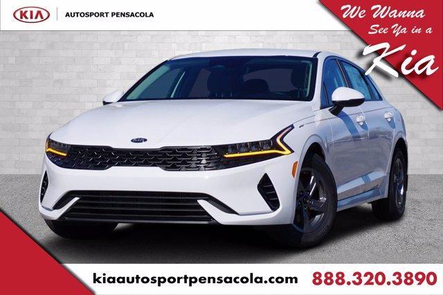 new 2021 Kia K5 car, priced at $23,770