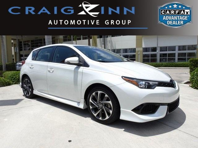 used 2018 Toyota Corolla iM car, priced at $18,788