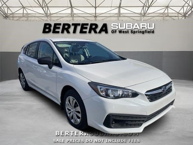 used 2020 Subaru Impreza car, priced at $19,839