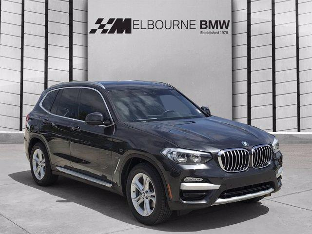 used 2019 BMW X3 car, priced at $36,277