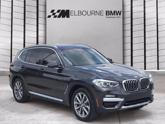 used 2019 BMW X3 car, priced at $37,522
