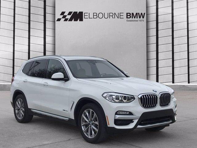 used 2018 BMW X3 car, priced at $40,788