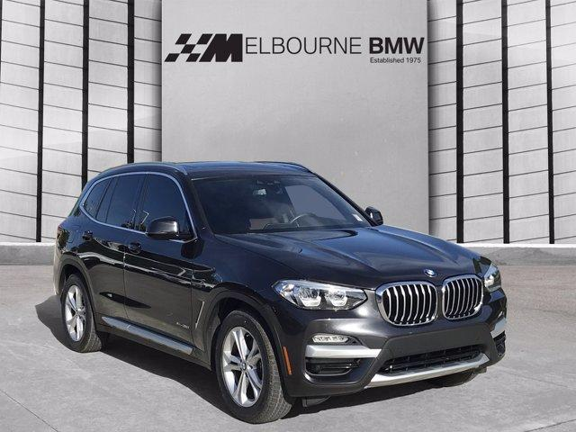 used 2018 BMW X3 car, priced at $36,725