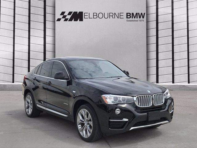 used 2018 BMW X4 car, priced at $39,988