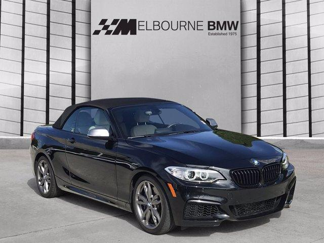 used 2016 BMW M235 car, priced at $38,875